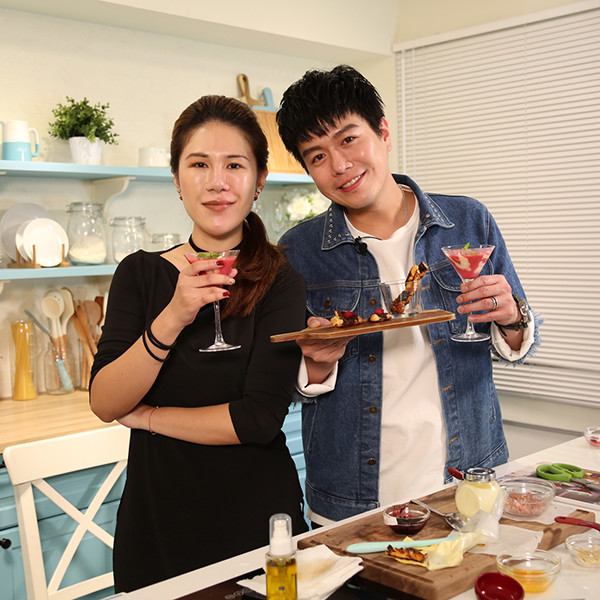【一秒變大廚】丹妮婊姊+李易 年終逆轉勝情場 魯蛇脫單食堂