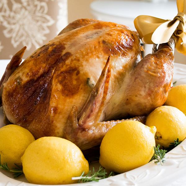 感恩節火雞攻略大全──檸檬香草烤火雞