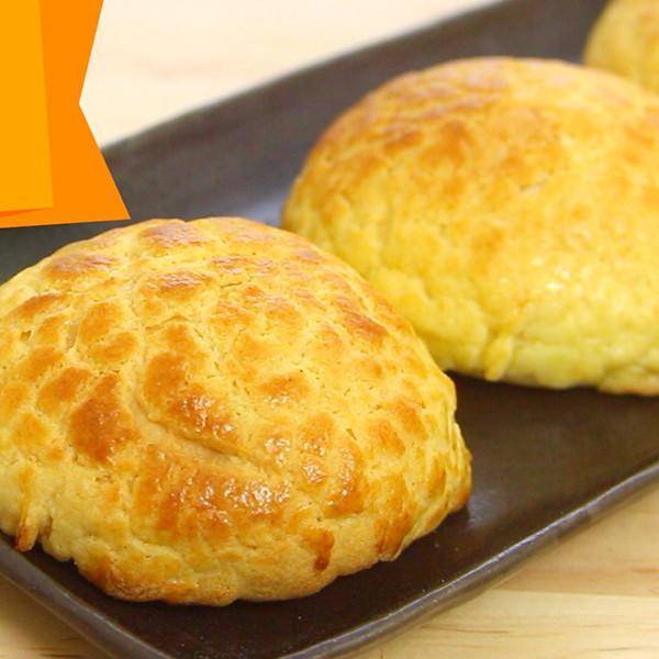 【點Cook Guide】香酥懷舊好滋味~菠蘿麵包