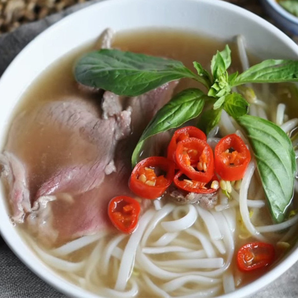【饗瘦美味】越南牛肉河粉