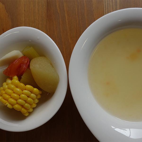 【K力's 幸福芳程式】電鍋就能做~寶寶蔬菜高湯