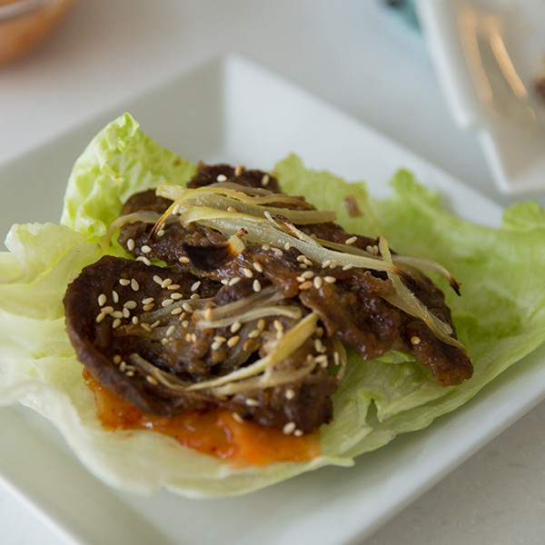 肉質軟嫩的秘訣~在家醃出超美味【韓國烤肉】