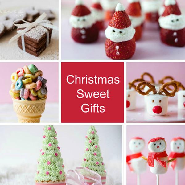 聖誕節最受歡迎的交換禮物 - 6個超可愛手作聖誕甜點