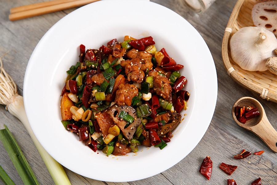 中式料理,雞肉,簡單料理,四川料理,麻辣