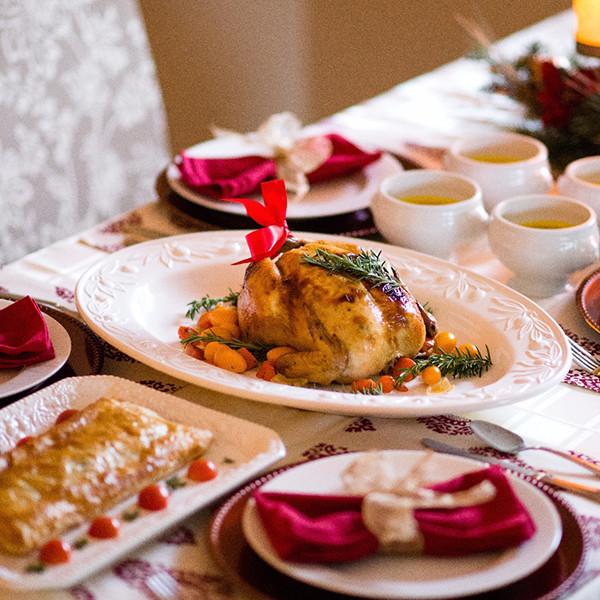今年的聖誕大餐自己做! 聖誕大餐食譜建議