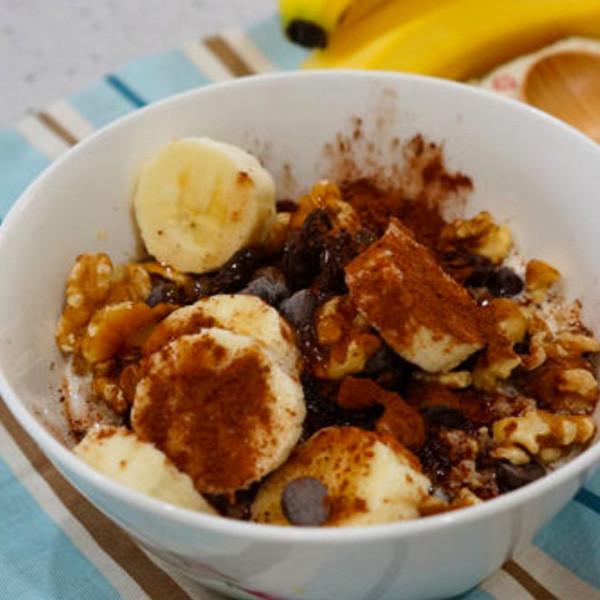 【琳達的廚房筆記】藜麥早餐粥