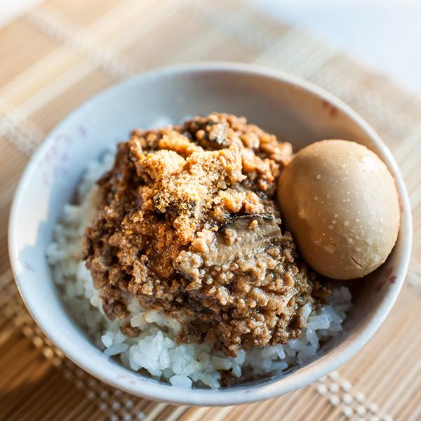 阿K師10分鐘料理──簡易香菇肉燥