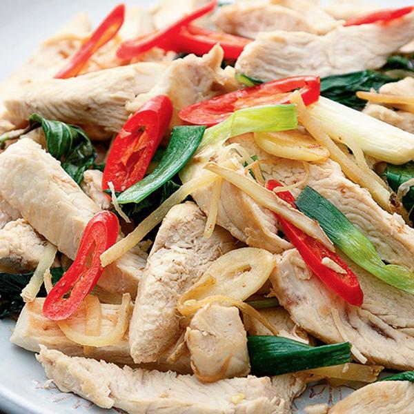 譚敦慈的安心家香料理:辛香雞肉