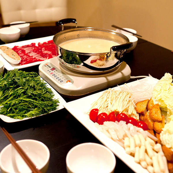 低脂味噌牛奶鍋──怎麼吃才會瘦?