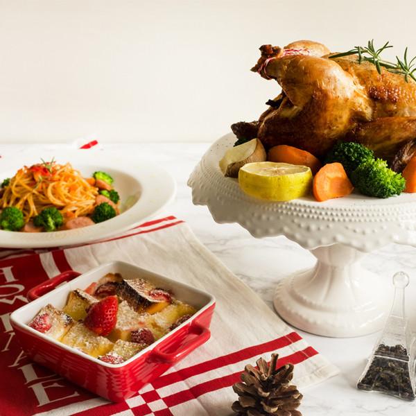 聖誕餐桌佈置大賽開跑囉~KT的擺盤技巧大公開