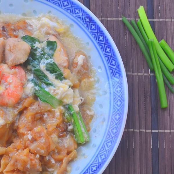 【Huang Kitchen 黃廚房】滑蛋河粉