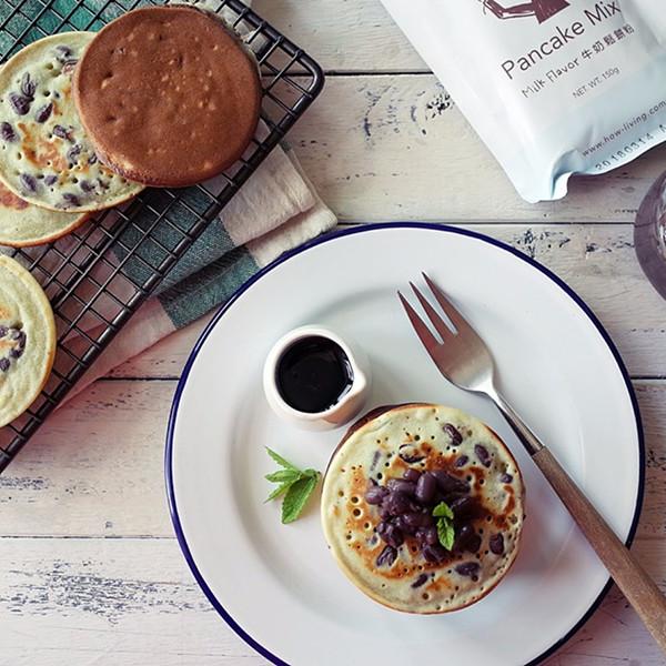 【廚房旅行日記】美味生活鬆餅粉~甜鹹兩款好時光鬆餅料理