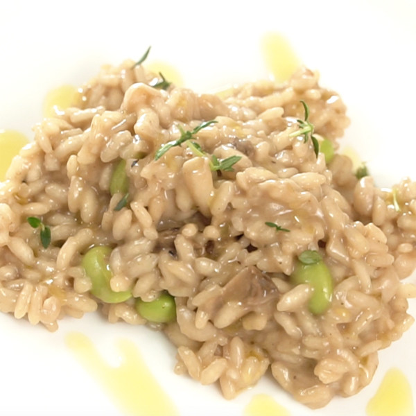 【家政煮廚金基師】義大利牛肝蕈菇燉飯