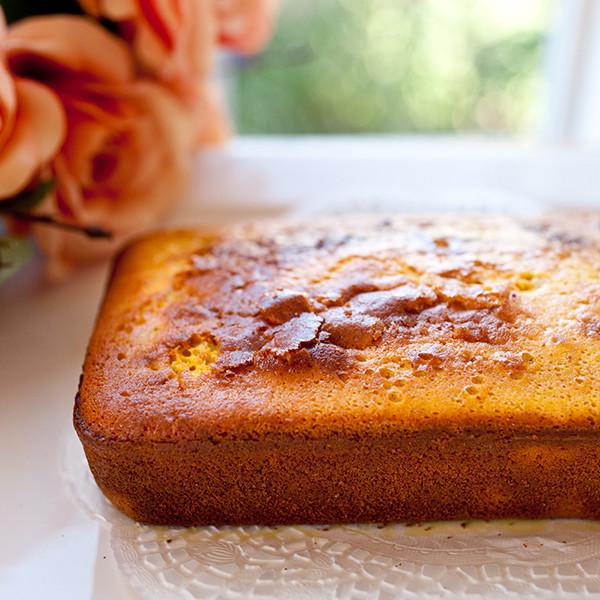 名牌限定禮物──秋日南瓜肉桂蛋糕