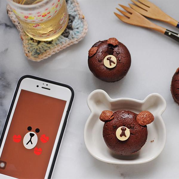 【kitb】 基礎烘焙食譜~熊熊布朗尼
