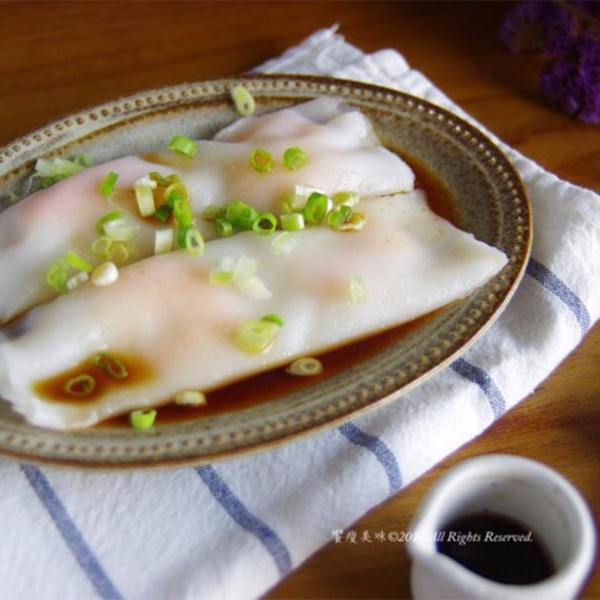 【饗瘦美味】飲茶好好食!港式蝦仁腸粉