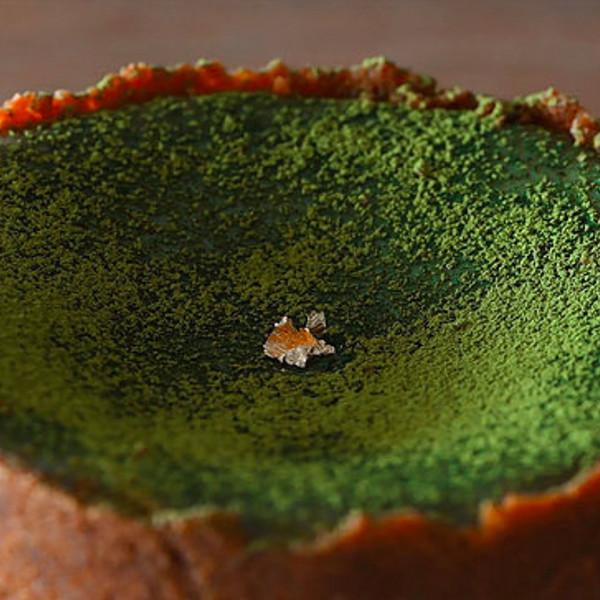 【巧兒灶咖】雙層抹茶起士布蕾蛋糕