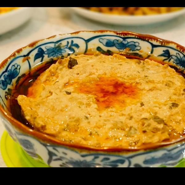 【琳達的廚房筆記】簡單快速下飯菜:電鍋蒸瓜子肉