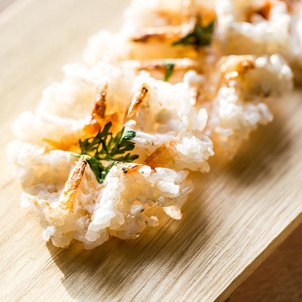 鬆餅機也能輕鬆做仙貝 【日本櫻花蝦軟仙貝】