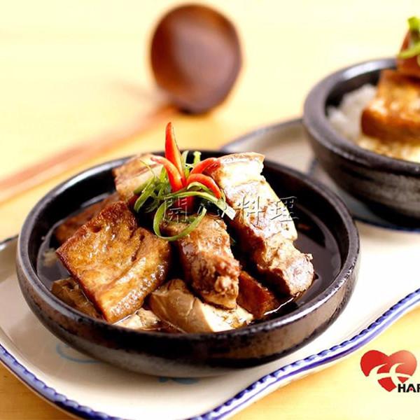 【開心料理】一鍋到底!家常滷肉控豆腐
