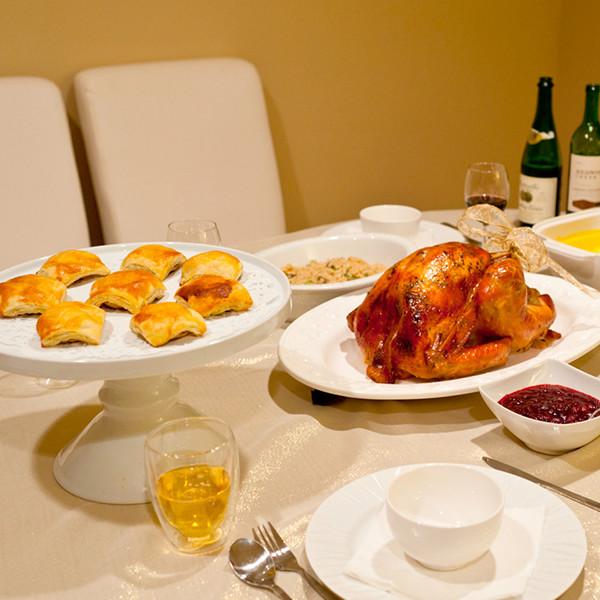 8道快速人氣美食 輕鬆準備感恩節大餐