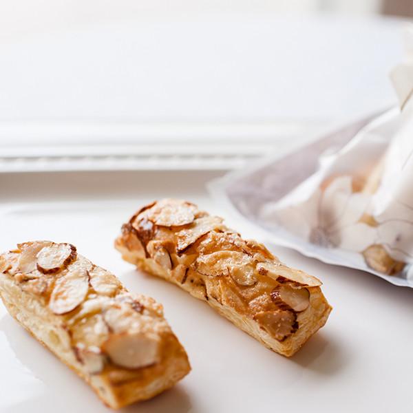 甜蜜蜜手作禮物──楓糖杏仁千層酥派