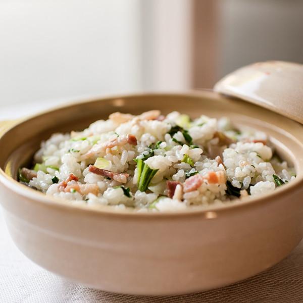 5分鐘速成晚餐──懶人版上海菜飯
