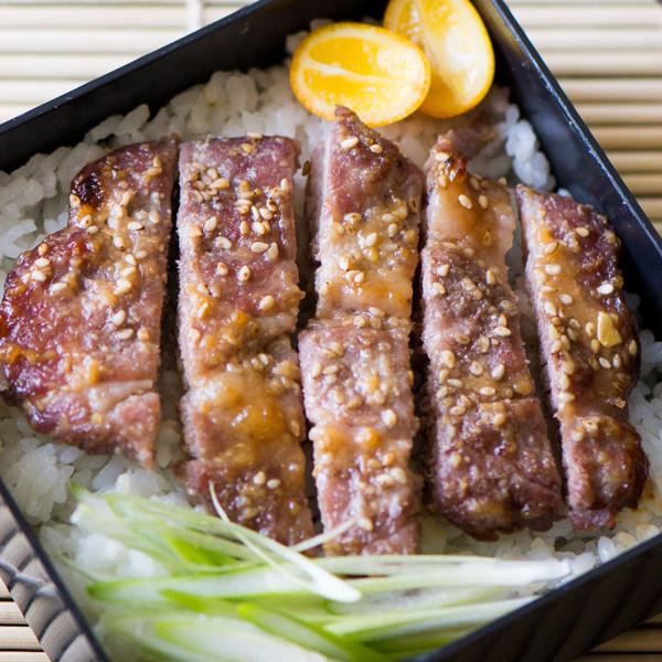 無法抗拒的醬燒美味~蜜汁味噌豚燒丼