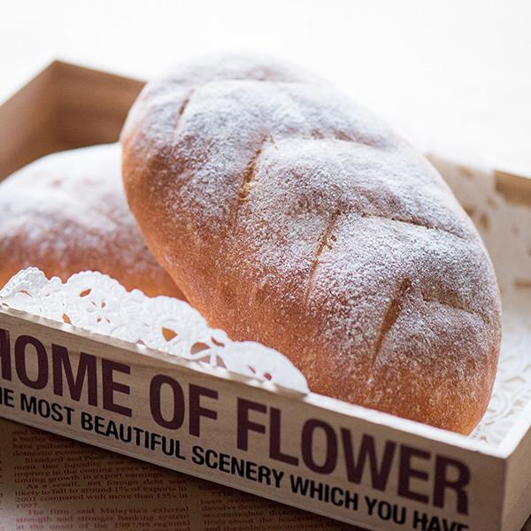 【 豆渣牛奶軟法麵包 】好香好軟好好吃