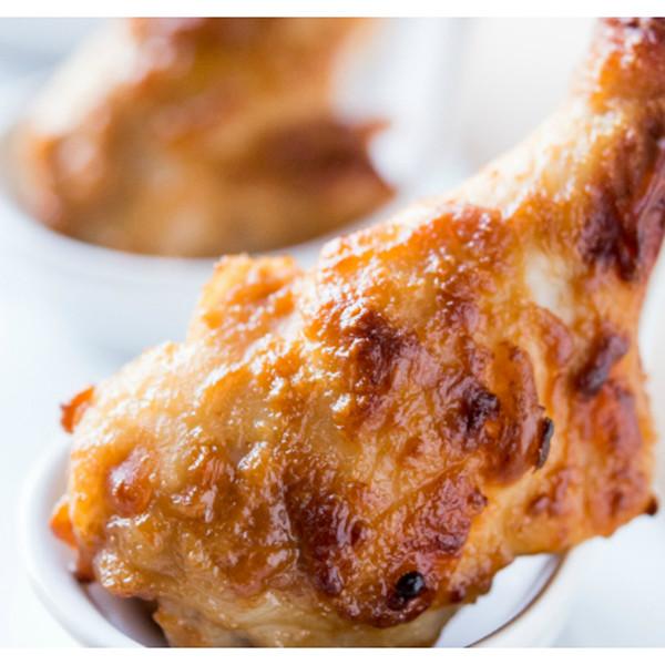 不一樣的中秋烤肉節── 泰式椰奶烤翅腿