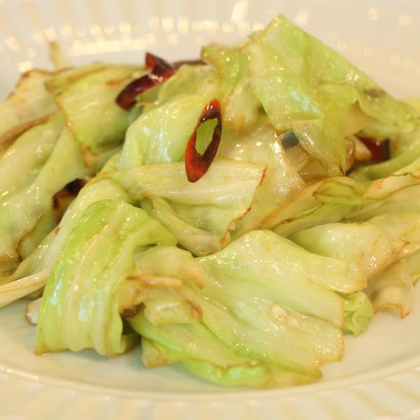 料理新手必看【簡單三步驟炒出鮮、脆、甜高麗菜】