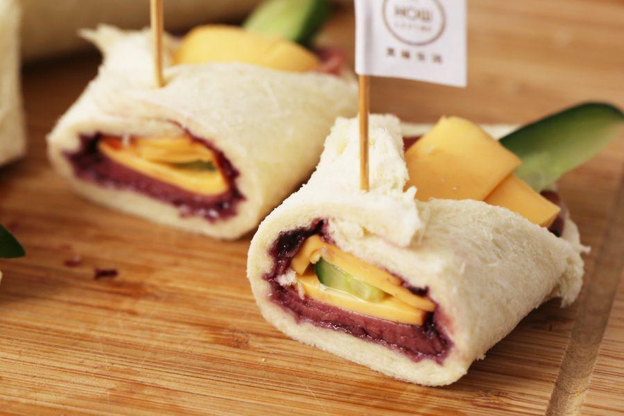 輕食,三明治,野餐,下午茶