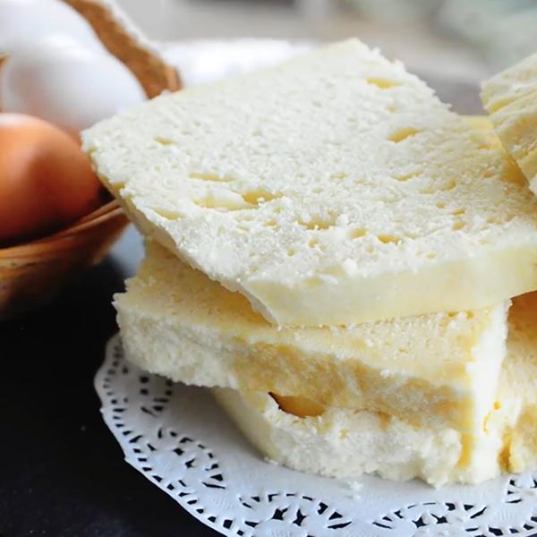 【Huang Kitchen 黃廚房】用蒸的也好吃!古早味雞蛋糕