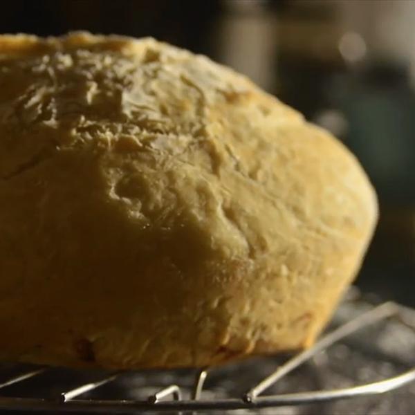 【影像生活】基礎萬用麵團~免揉麵團教學