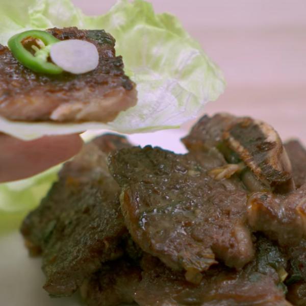 【家政煮廚金基師】Korea style BBQ 韓式烤肉
