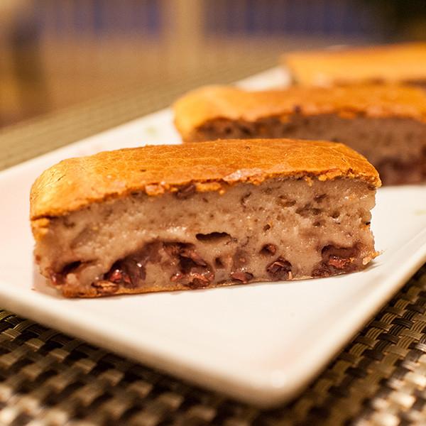 低脂年糕新選擇──酥烤紅豆牛奶年糕