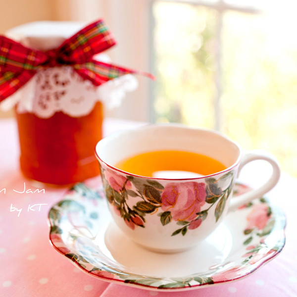 珍貴無比的聖誕禮物──手工橘子果醬