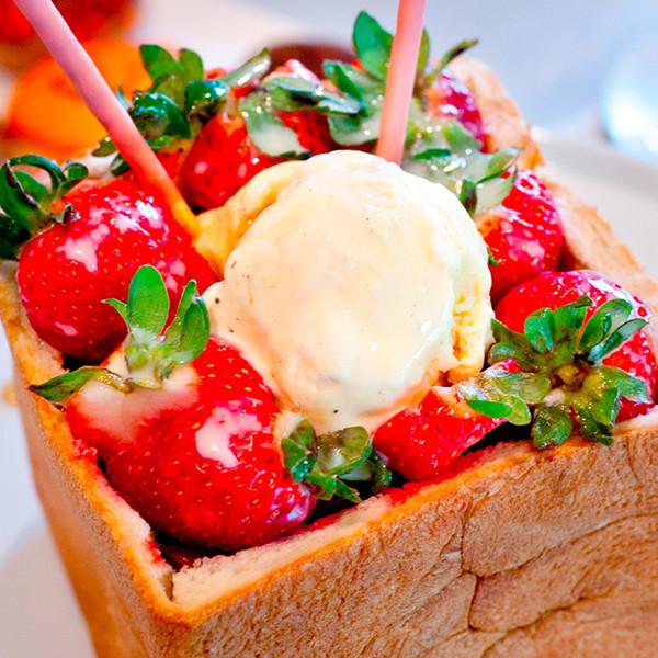 戀戀草莓季 你吃了莓? 【 6道超人氣草莓甜點大賞】