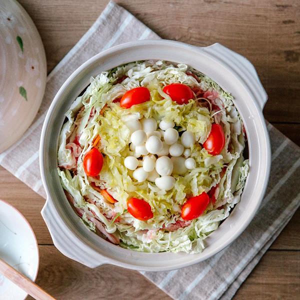 排隊美食升級版~酸白菜培根鍋