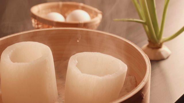白蘿蔔,蒸蛋,茶碗蒸,日本料理,和風