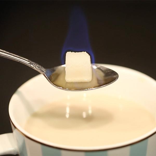 冬日裡最幸福的早餐飲品 鍋煮愛爾蘭火焰奶茶