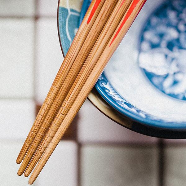 【康健雜誌X 美味生活】食安新運動 - 筷子怎麼挑選?清潔保存有學問