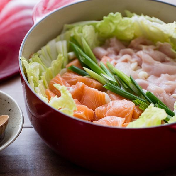 【單身料理一周計劃】 一個人的小鍋幸福料理!