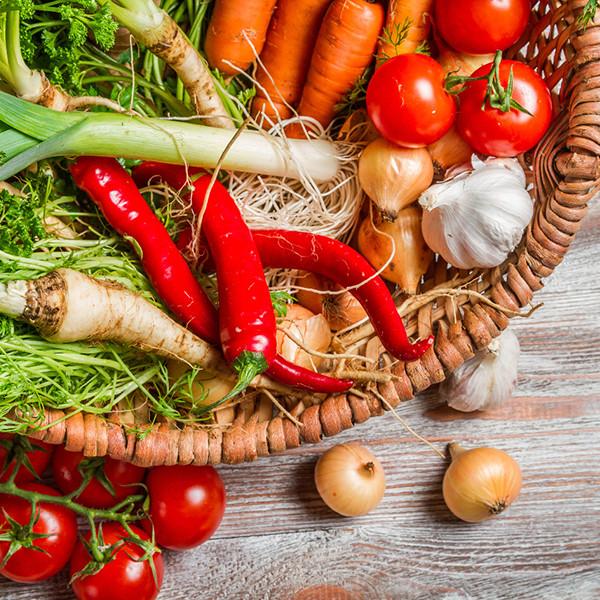 毒好多,你今天吃了排毒蔬菜嗎?四大解毒蔬果懶人包