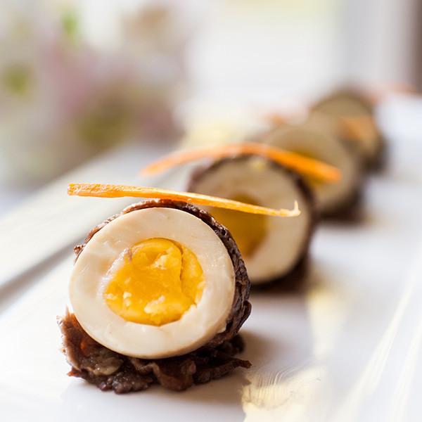 雞蛋牛肉捲──試做小米桶新書《238個料理的為什麼》