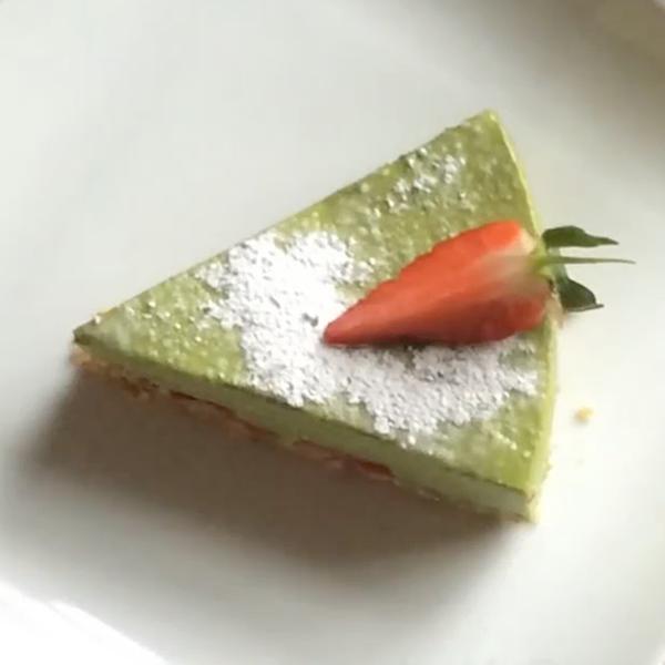 【藍帶階級 jas my diary.】草莓抹茶生乳酪蛋糕