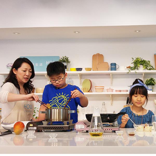 【大師來上菜】親子烹飪教養家Amanda 小廚神料理對決