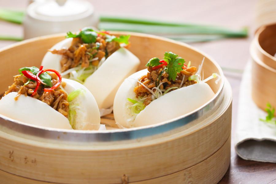 中式料理,京醬,漢堡,肉絲,早餐