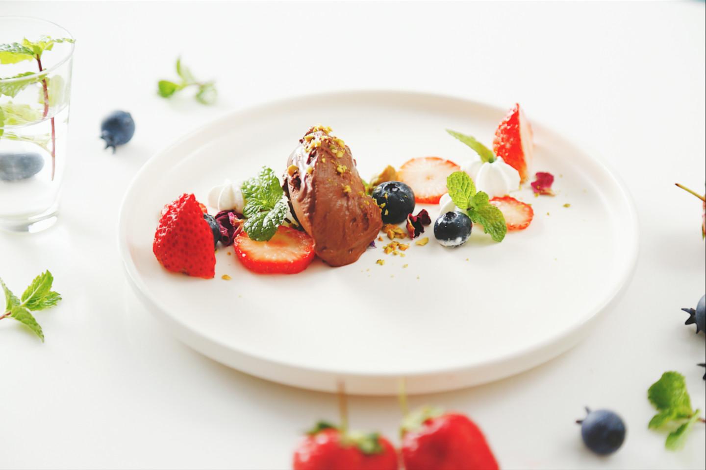 巧克力,甜點,手作,下午茶,慕斯