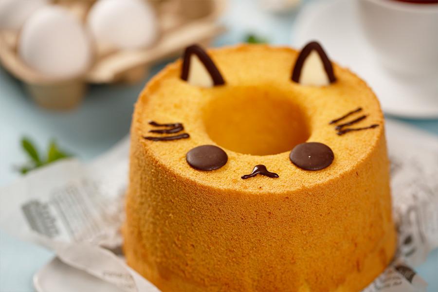 甜點,下午茶,戚風蛋糕,造型蛋糕,南瓜